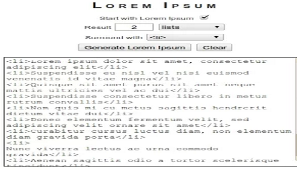 Chrome Web Store - lipsum.com extension