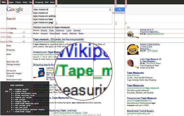 Chrome Web Store - Tape