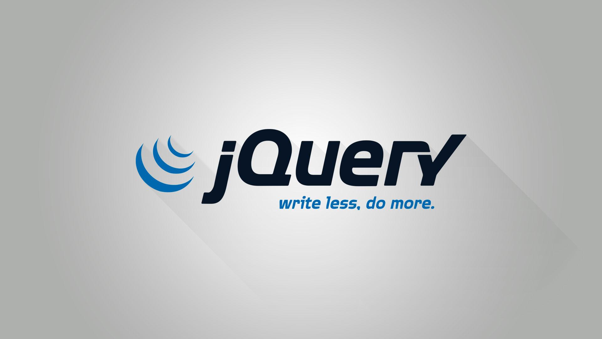 21 simples e úteis Tutoriais de jQuery