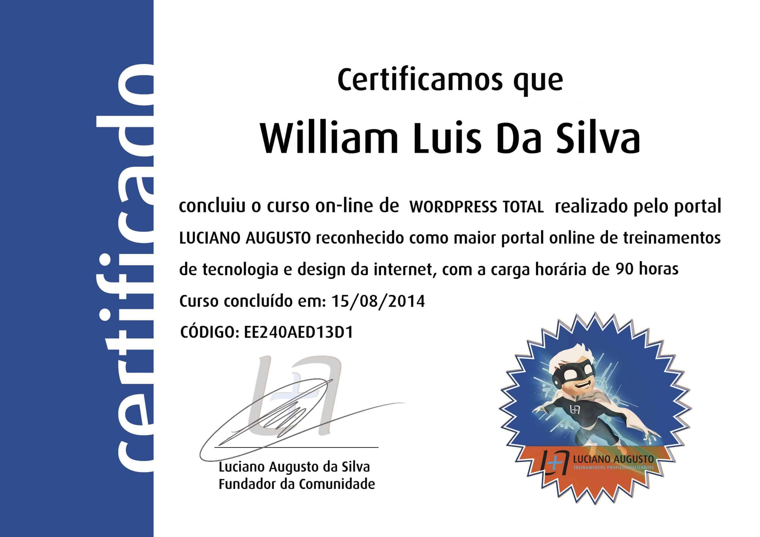 William-Luis-Wordpress